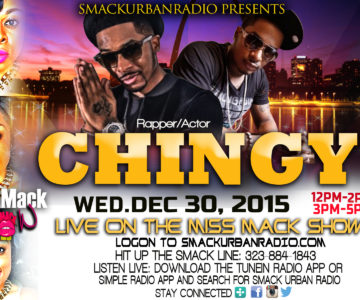 Interview with Chingy