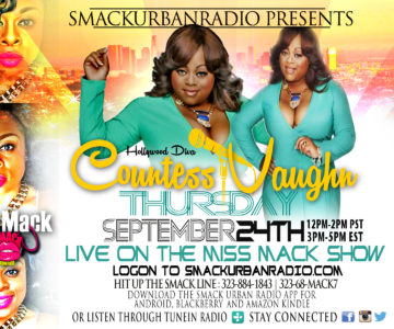 Interview with Countess Vaughn