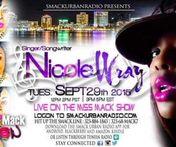 Interview with Nicole Wray