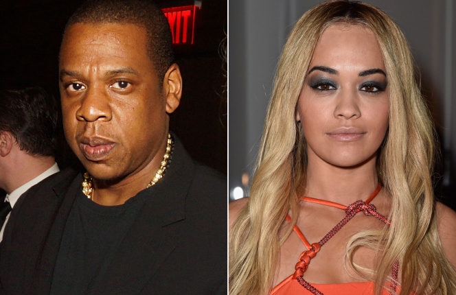 Roc Nation Is Suing Rita Ora For $2.4 Million