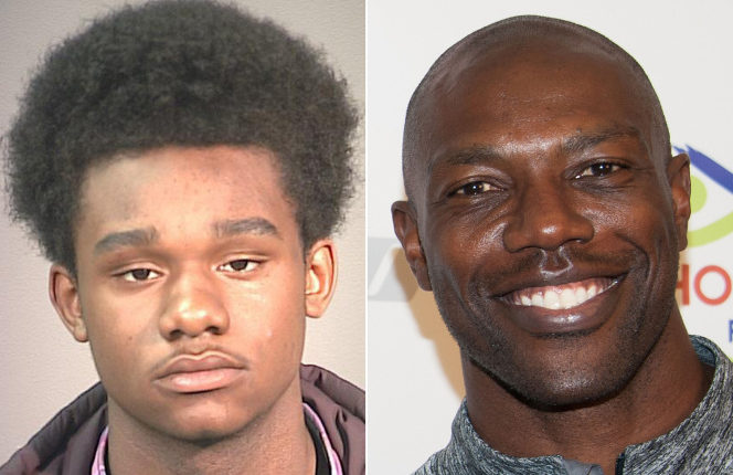 Gang Member Kills 13 Year Old And Tries To Convince Cops He's NFL Player Terrell Owens