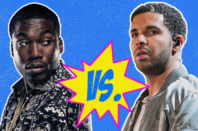 Meek Mill Is Pissed About Drake's Grammy Nomination For 'Back to Back'