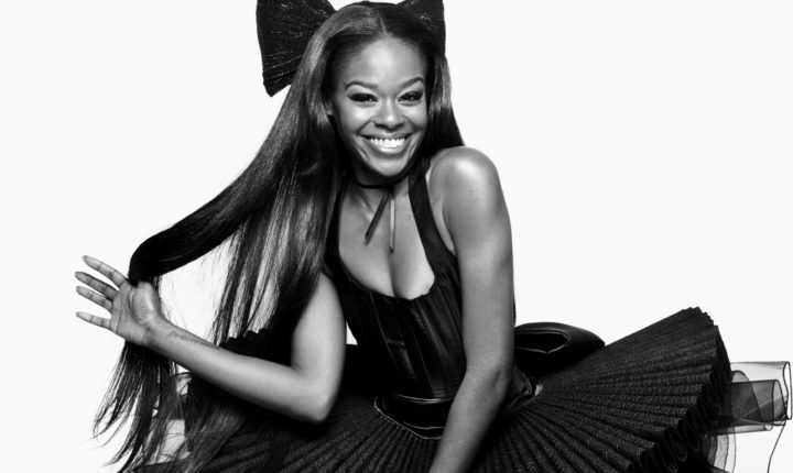 Azealia Banks Talks Smack About Hillary Clinton And Says She's Voting For Trump