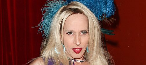 Alexis Arquette Outs Will & Jada As Gay In A Deleted Facebook Post