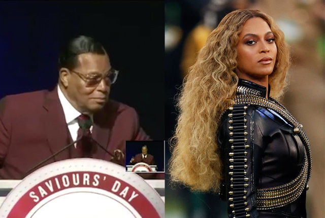 Nation of Islam Leader Louis Farrakhan Offers to Protect Beyonce Since Police Won't