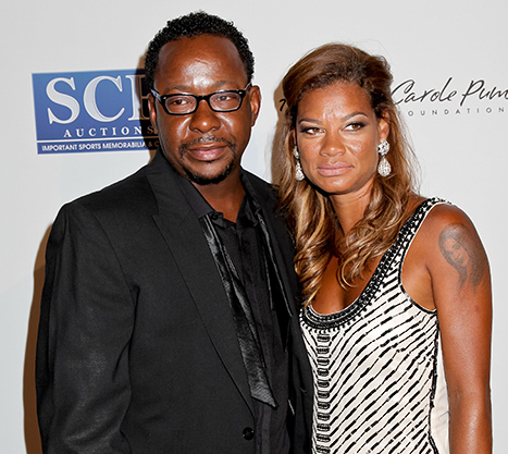 Bobby Brown & Wife Are Expecting Their 3rd Child