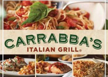 Carraba's Is Giving Away 1 Million Free Meals