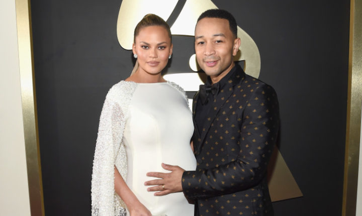 Chrissy Teigen: I Chose to Have a Daughter During In Vitro Fertilization Process