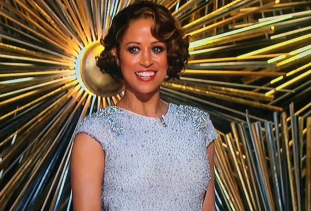 The Oscars: Stacey Dash Makes Fun Of Black History Month…Again!