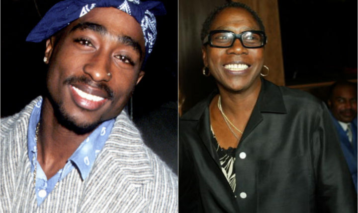 Afeni Shakur's Soon-To-Be Ex Wants Piece Of The 2Pac Pie