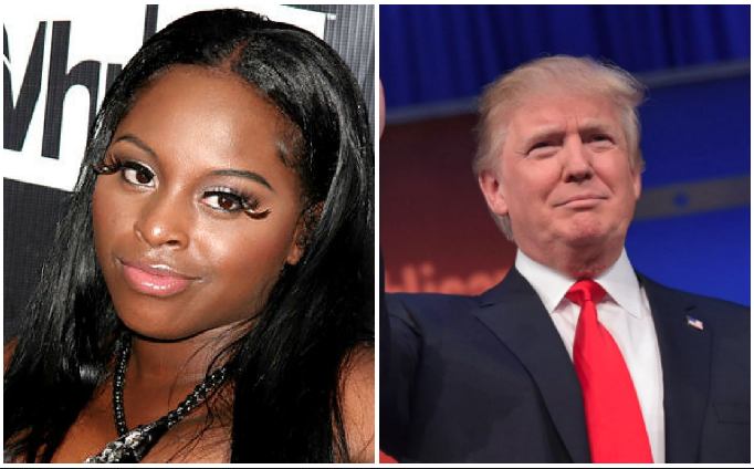UPDATE: Foxy Brown Responds To Rumors of Donald Trump Endorsement