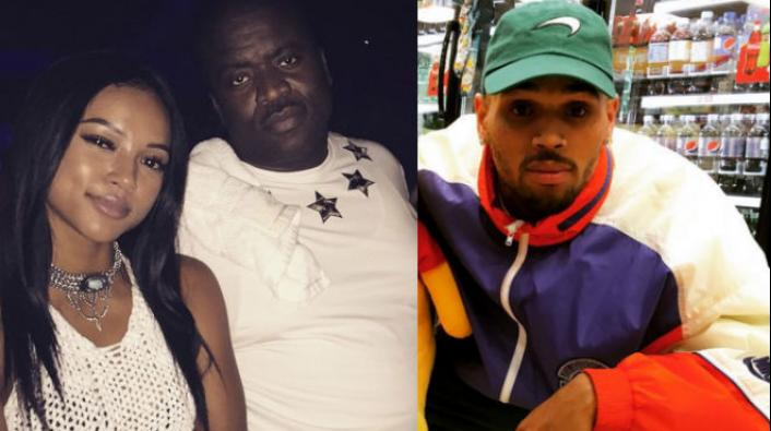 R&B Beef: Chris Brown And Karrueche's Manager
