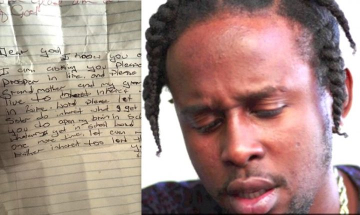 Popcaan Posts Letter To God On IG, Says He's Real
