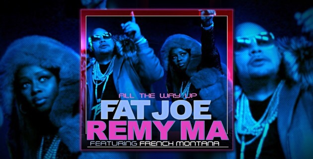 AUDIO: Fat Joe & Remy Ma Squash Beef; Drops Song ft. French Montana