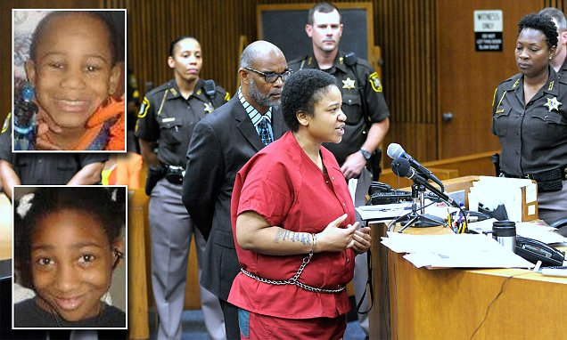 Detroit Mom, Mitchelle Blair, Kills 2 Children For Raping Her Youngest Son