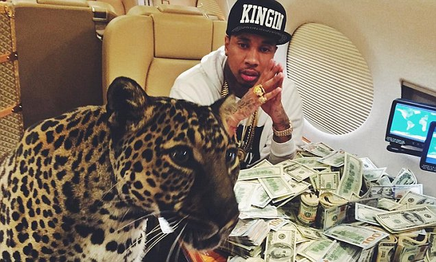 Rapper Tyga Is Getting Sued For The 3rd Time
