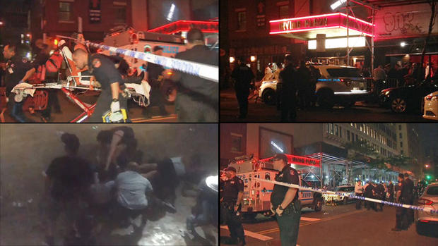 VIDEO FOOTAGE: Deadly Shooting At T.I. Concert