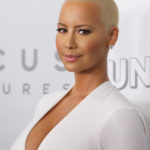 BEVERLY HILLS, CA - JANUARY 11:  Model Amber Rose attends NBC-Universal's after party for the 72nd annual Golden Globes Awards at The Beverly Hilton Hotel on January 11, 2015 in Beverly Hills, California.  (Photo by Paul Archuleta/FilmMagic)