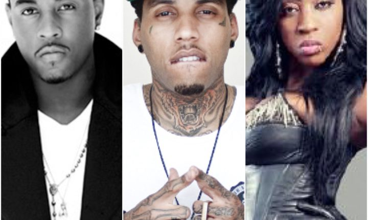 AUDIO: NEW SMACK JOINT ALERT – Nasty by Kid Ink Ft. Jeremih & Spice