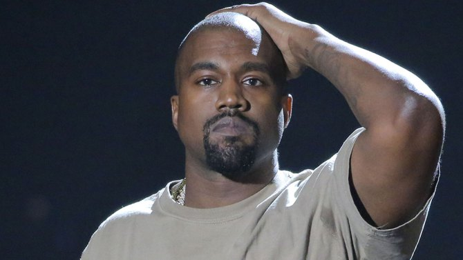 Kanye West's Creative Studio Was Robbed