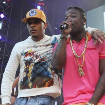 Rapper Troy Ave Arrested In Connection To Shooting At T.I. Concert