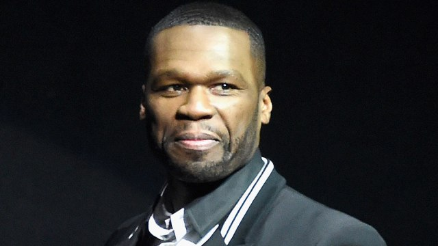 VIDEO: 50 Cent Swats A Young Fan's Hand For Coming Too Close To His Whip
