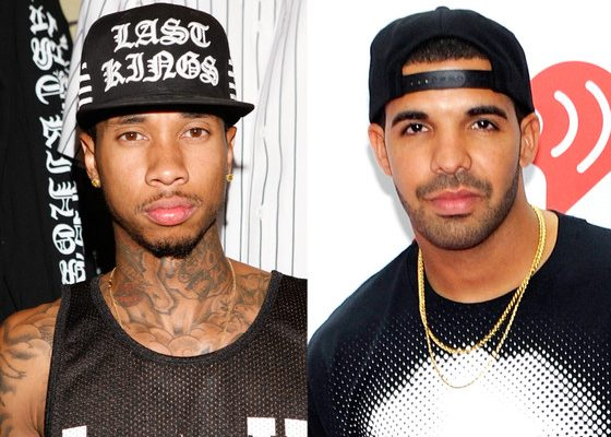 "Did Tyga Bite Off Of Drake's ""Controlla"" On His New Single ""1 Of 1""?"