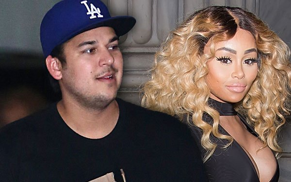 Rob Kardashian & Blac Chyna Have a Reality Show Coming To E!