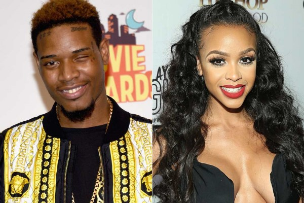 Fetty Wap And Masika Kalysha Go At It Over Newly Released Pic Of Their Child