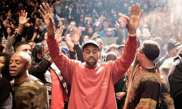 NEW MUSIC: Kanye West Drops 6 Minute Track From New Album 'Cruel Winter'
