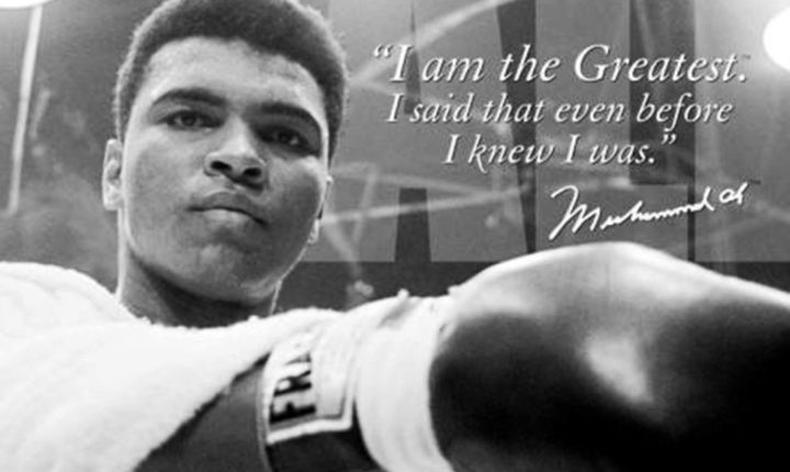 RIP: The Great Muhammad Ali Has Passed Away At 74