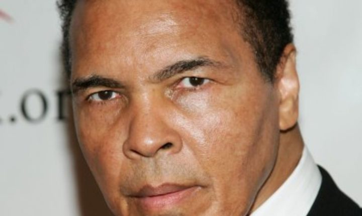 Muhammad Ali Hospitalized For Serious Respiratory Issues
