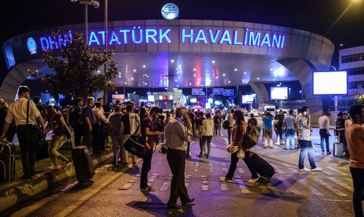 Turkish Officials Say ISIS Leadership Is To Blame For Airport Bombing