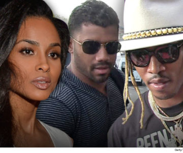 Ciara Files Lawsuit Against Future; She's Afraid He'll Murder Russell Wilson