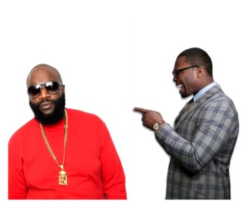 Hip-Hop's Bully aka 50 Cent Takes Shots At Rick Ross On IG: If He Dies, He Dies!