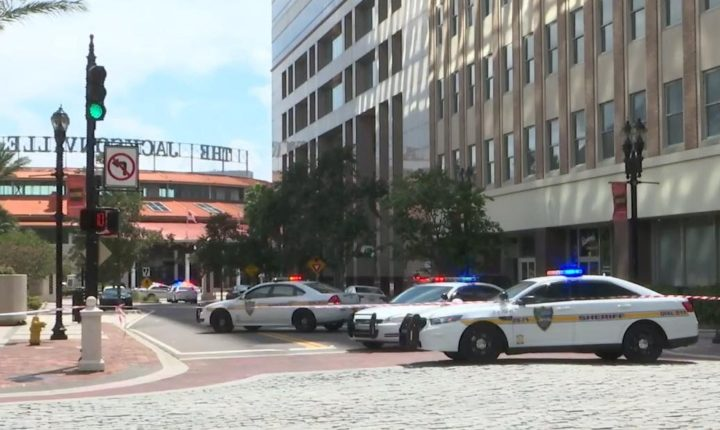 Audio: MASS KILLING AT VIDEO GAME TOURNAMENT OUT IN JACKSONVILLE FLORIDA