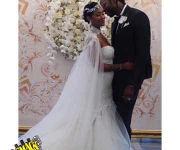 2 Chainz Weds Longtime Girlfriend Kesha Ward Out In Miami