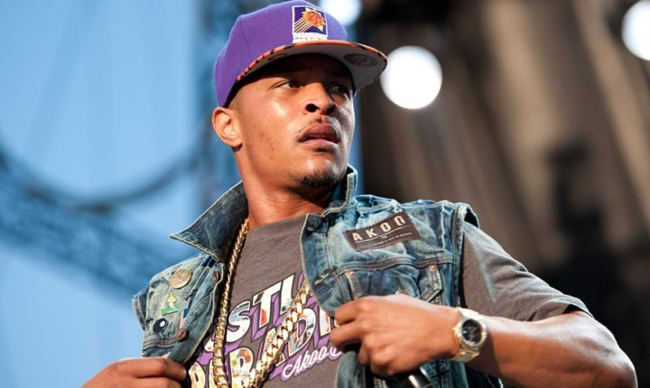 T.I. Passed on Signing Drake
